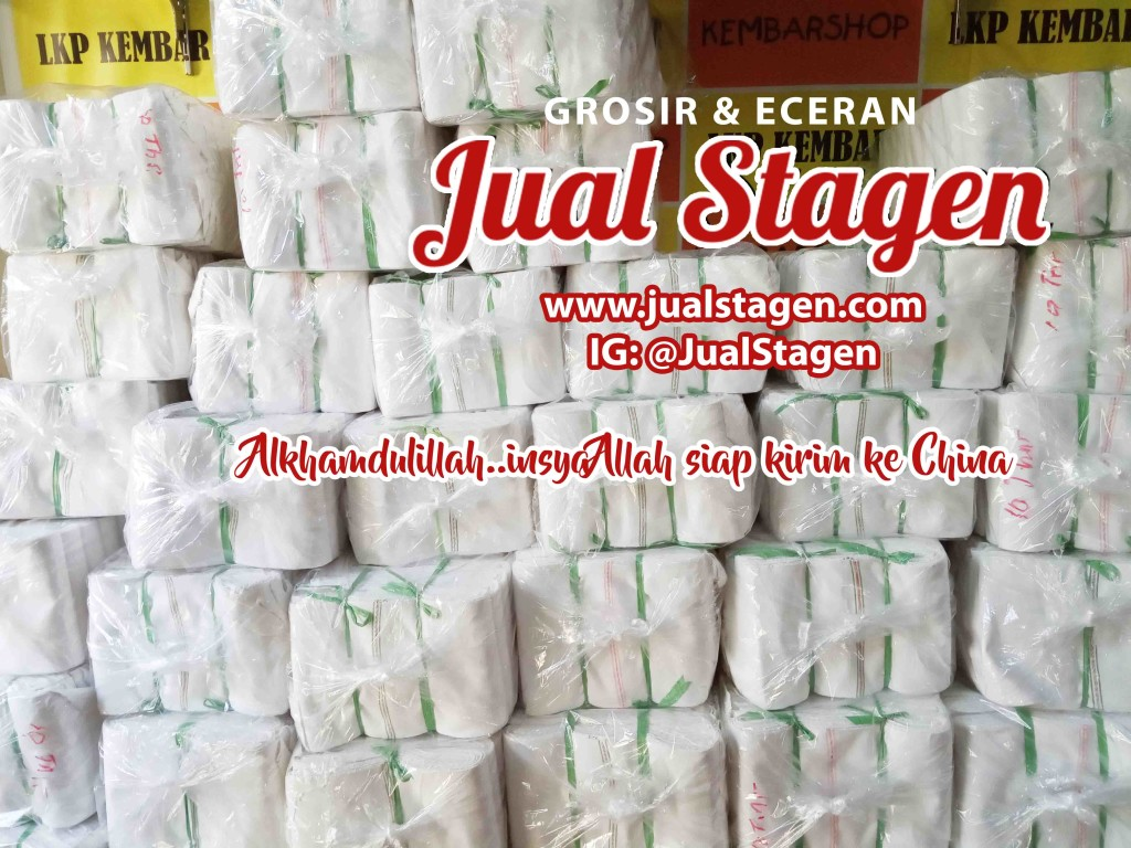 JUAL STAGEN CHINA